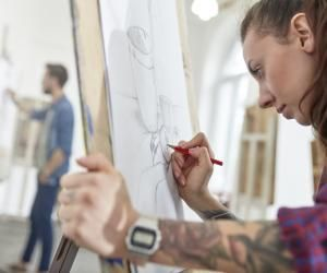 Prépas aux écoles d'art