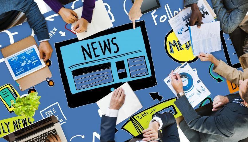 Le journalisme est confronté à des bouleversements sociétaux, environnementaux et climatiques et à la montée du numérique. //©Adobe Stock/Rawpixel.com