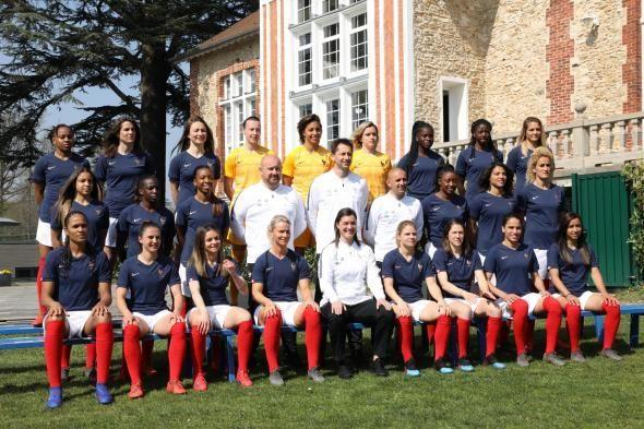 coupe du monde f u00e9minine de foot   quelles  u00e9tudes pour les joueuses de l u0026 39  u00e9quipe de france