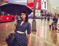 Naïma doit passer un semestre à Londres pour ses études d'histoire. //©Photo fournie par le témoin