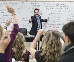 Et pour vous, c'est quoi, un bon prof ?