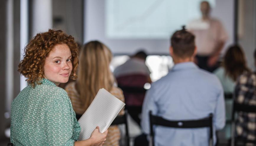 Les masters en sciences humaines et sociales sont essentiellement enseignés à l'université. //©Skynesher/iStockphoto