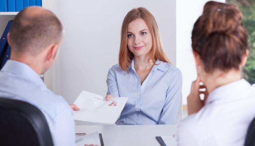 un entretien d u0026 39 embauche comme si vous y  u00e9tiez    u00e9voquer