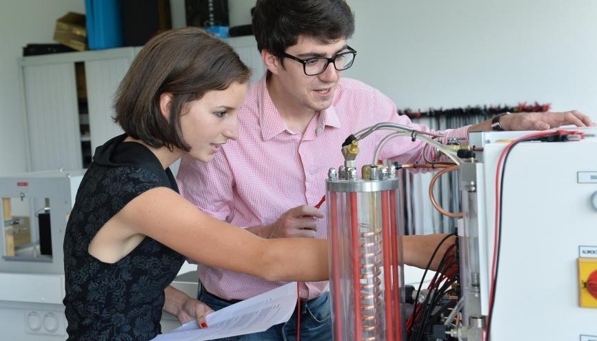 L'ICAM recrute des bacheliers pour ses formations d'ingénieur, qui sont également ouvertes à l'apprentissage. //©ICAM