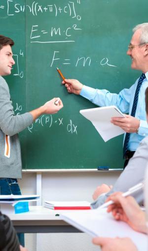 """En France, 30% des classes de maths spé' sont des """"étoilées""""."""
