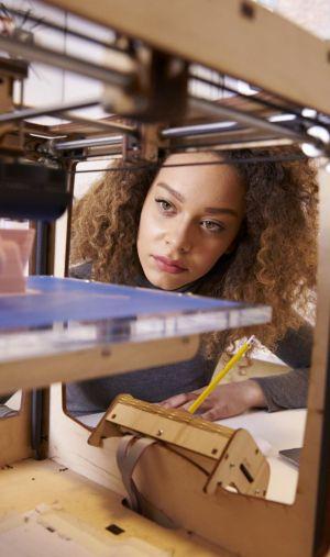 Le designer intervient dans de nombreux secteurs d'activité.