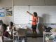 Rentrée des classes au collège Louis Armand à Marseille Septembre 2015 //©Ian HANNING/REA