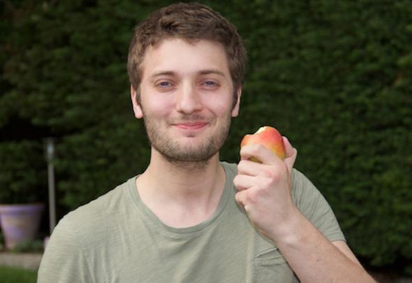 ce jeune entrepreneur simplifie la cuisine vegan  u00e0