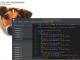 Le langage Javascript permet de réaliser du concret. Comme cette tête de chien qui se déplace quand vous cliquez sur les boutons. //©Capture d'écran