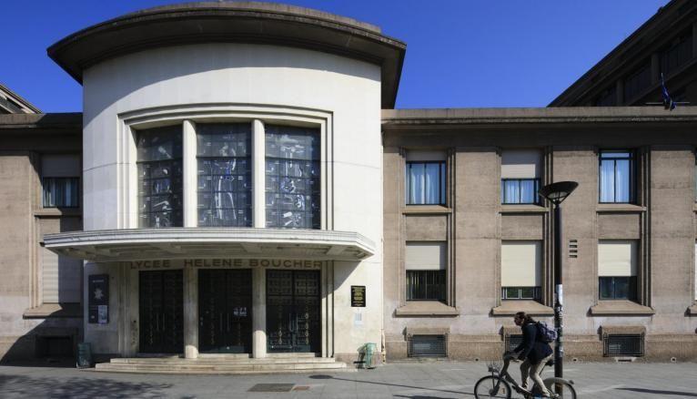 Le lycée public Hélène Boucher affiche un taux de réussite au bac de 96 % en 2016.