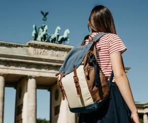 L'Allemagne est la cinquième destination préférée des étudiants français.