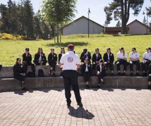 En juin 2019, près de 3.000 volontaires ont participé à la première session du SNU.