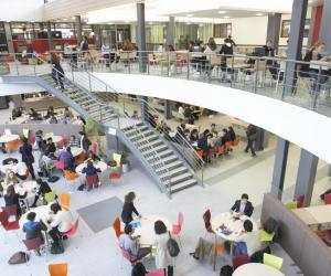 Le pourcentage d'apprentis atteint près de 25 % à l'ESSEC Business School.