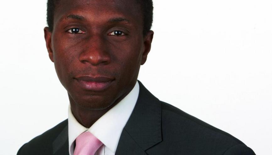 Hervé Ekué, avocat associé d'Allen & Overy LLP // © HE