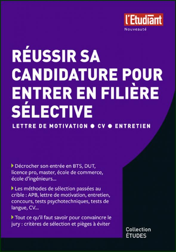 Candidature En Ecole De Communication Une Lettre De Motivation