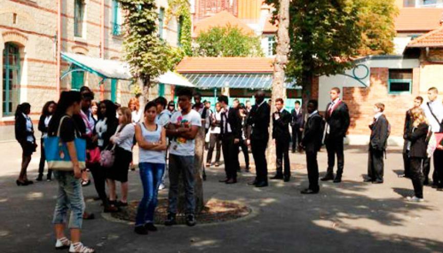 rentr u00e9e 2012   l u0026 39 etudiant en live dans les lyc u00e9es
