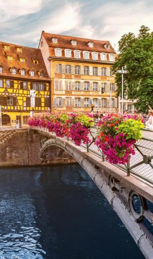 Pour les étudiants, la mise en valeur de la culture alsacienne est le principal atout de Strasbourg.