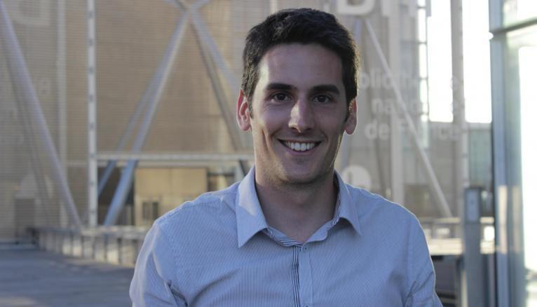 Diplômé de Télécom Lille, Paul a fondé l'appli Affluences pour une meilleure gestion des places en bibliothèques.