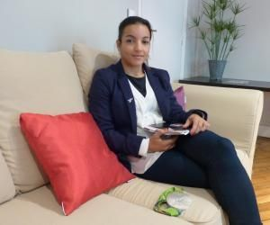 Vice-championne olympique et entrepreneuse : Sarah Ourahmoune cumule les réussites.