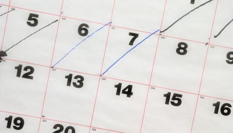 À vos agendas ! Notez bien les deux jours d'épreuves du brevet pour mieux l'anticiper.