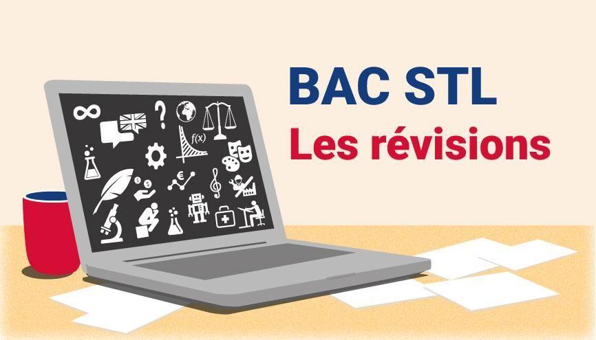 Bac STL - Les révisions //©Juliette Lajoie