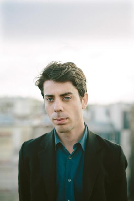 Adrien Bosc : un premier roman, deux prix //©Benjamin Colombel