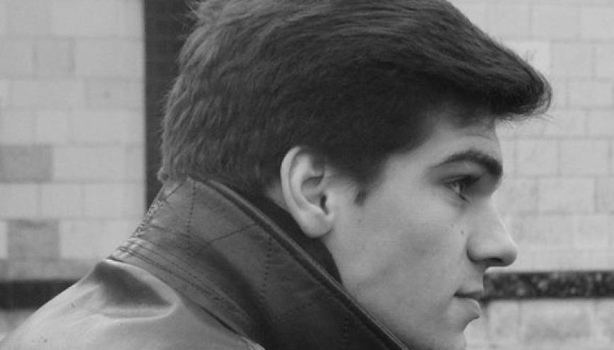 Arthur, 18 ans, en première STI2D Architecture et Construction au lycée Saint-Gatien (Joué-lès-Tours). //©Photo fournie par le témoin