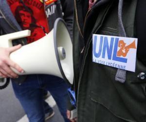 Héloïse Moreau succède à Louis Boyard à la tête du syndicat lycéen UNL.
