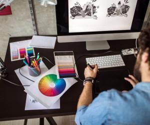 La plupart des écoles recrutent à partir d'une épreuve de dessin.