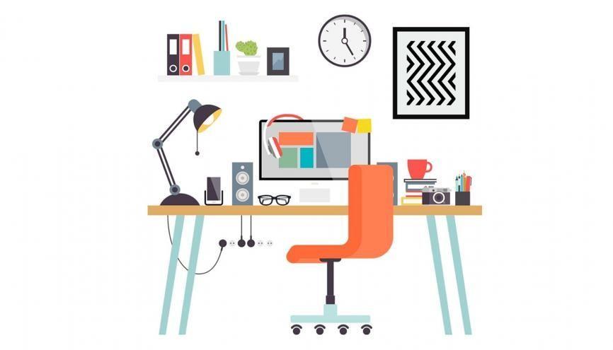 L'Etudiant vous accompagne dans votre travail à la maison. //©Adobe Stock/arthit