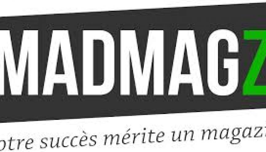 Le site Madmagz permet aux étudiants de créer leur propre journal //©Madmagz