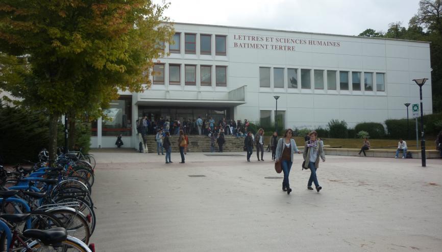 Université de Nantes. Faculté de Lettres et sciences humaines //©Mathieu Oui
