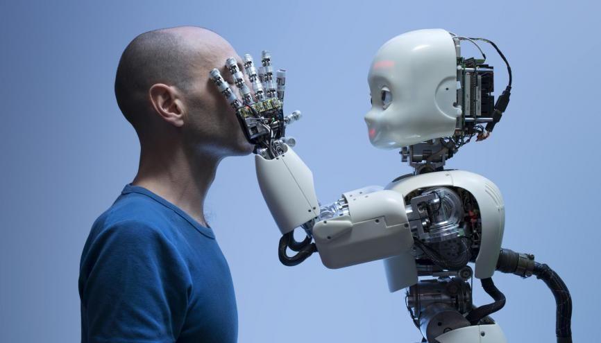Les évolutions technologiques, dont la robotisation, font évoluer des métiers dans tous les secteurs. //©Emile Loreaux/Picturetank