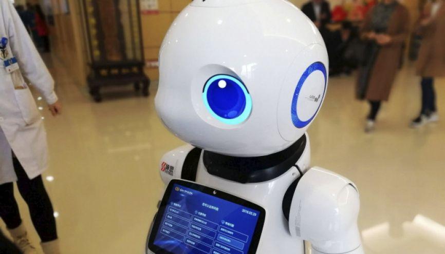 L'intelligence artificielle va se diffuser dans tous les secteurs. //©/ZUMA Press/ZUMA/REA