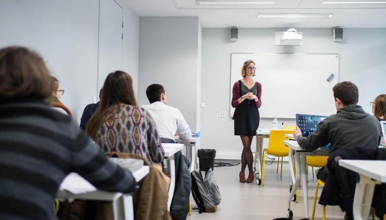 En quatrième année, Sciences po Bordeaux propose aussi aux élèves une préparation aux concours des écoles de journalisme.