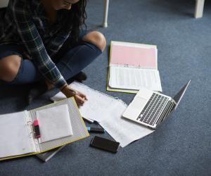 Les établissements sont mieux préparés pour l'enseignement à distance pour ce reconfinement.