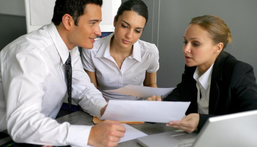 Les écoles de commerce et de gestion, ainsi que certaines formations universitaires, font passer des entretiens de groupe. //©Phovoir