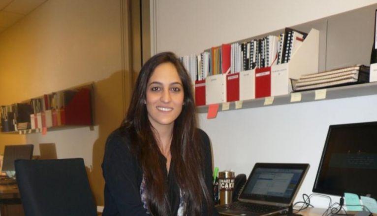 Jessica Schinaz, fondatrice d'Un Petit Monde, réseau américain de baby-sitting et de cours particuliers