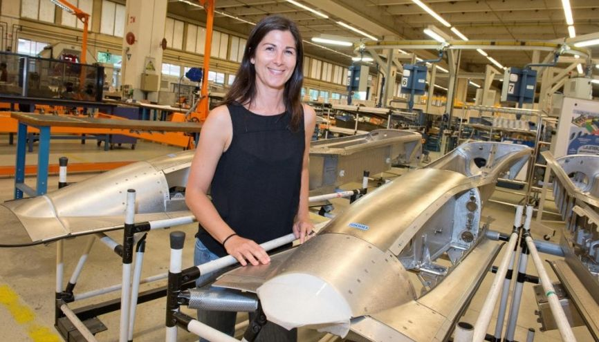 Les entreprises de l'aéronautique sont en quête de nouveaux talents pour féminiser leurs équipes. //©Airbus