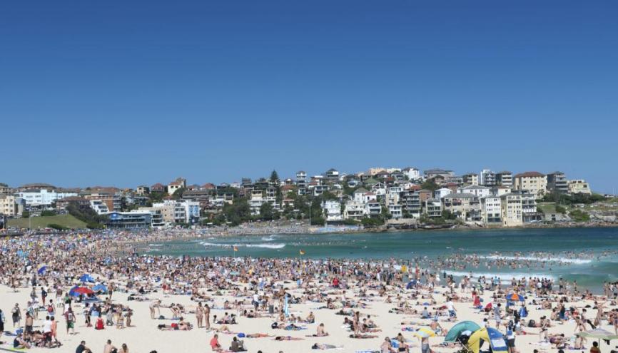 À vous les plages de Sydney ! //©iStockphoto