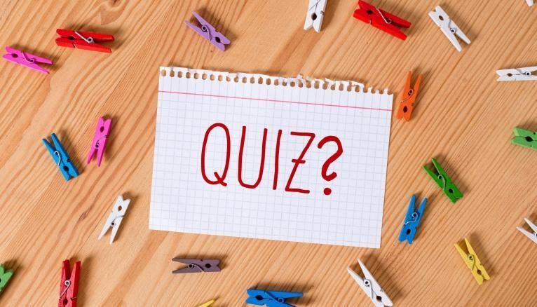 Retrouvez dix tests pour évaluer votre niveau académique et votre culture générale.