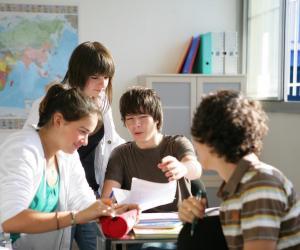 Les TPE sont un travail en groupe qui compte pour le bac.