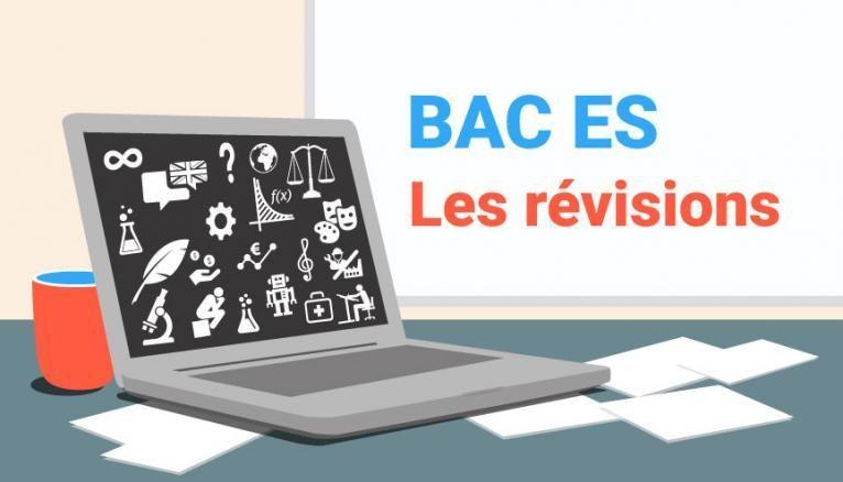 Bac ES - Les révisions