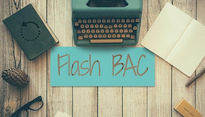 Flash BAC //©Dustin Lee