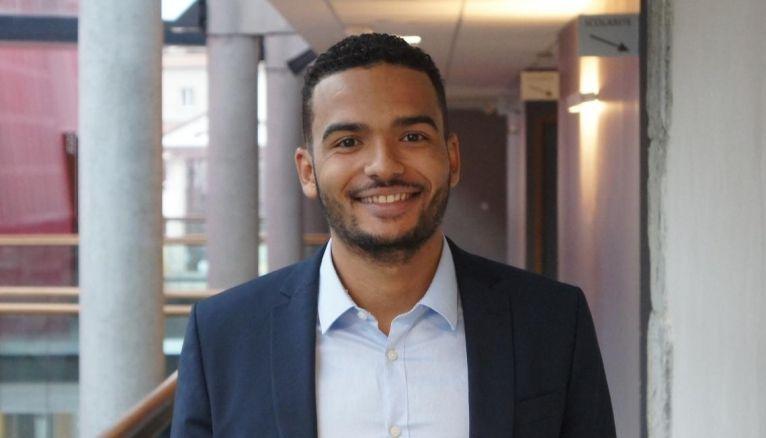 Greg, étudiant à Télécom Saint-Étienne, est président d'Inspire, la Junior-Entreprise de l'école.