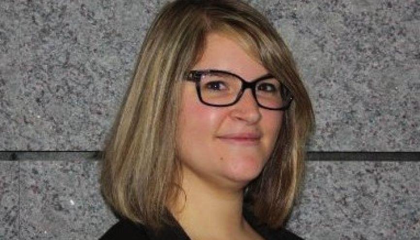Mathilde, 23 ans, diplômée de l'ICN, est aujourd'hui consultante en recrutement. //©Photo fournie par le témoin