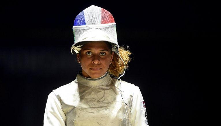 Ysaora Thibus vise une médaille aux Jeux olympiques de Rio.