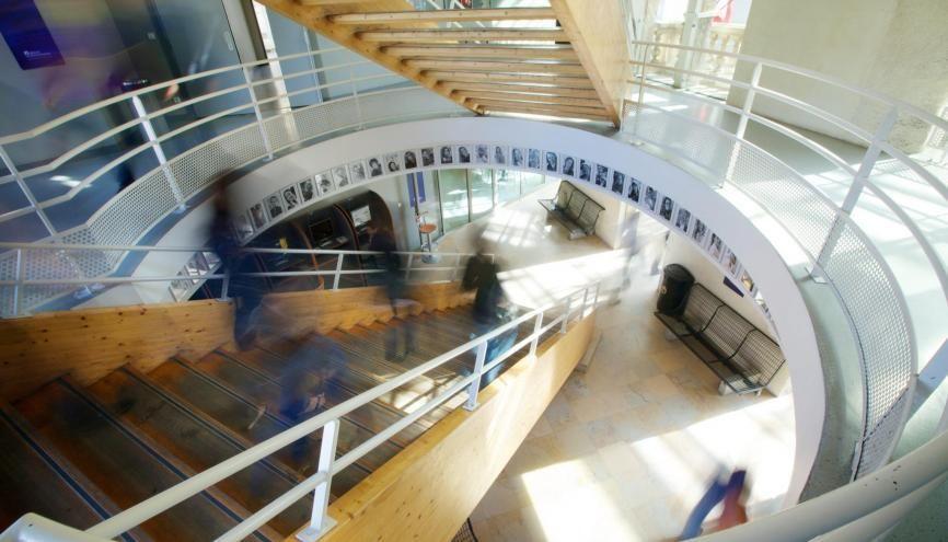 Burgundy School of Business connaît une hausse des candidatures de 15 % cette année. //©ESC Dijon