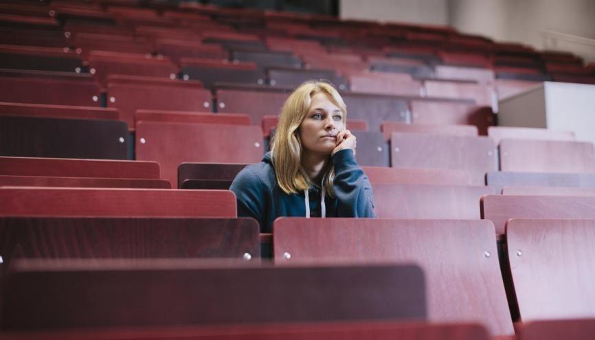 La sélection entre à la fac : combien d'étudiants resteront-ils sur ses bancs ? //©Plainpicture/Kniel Synnatzschke