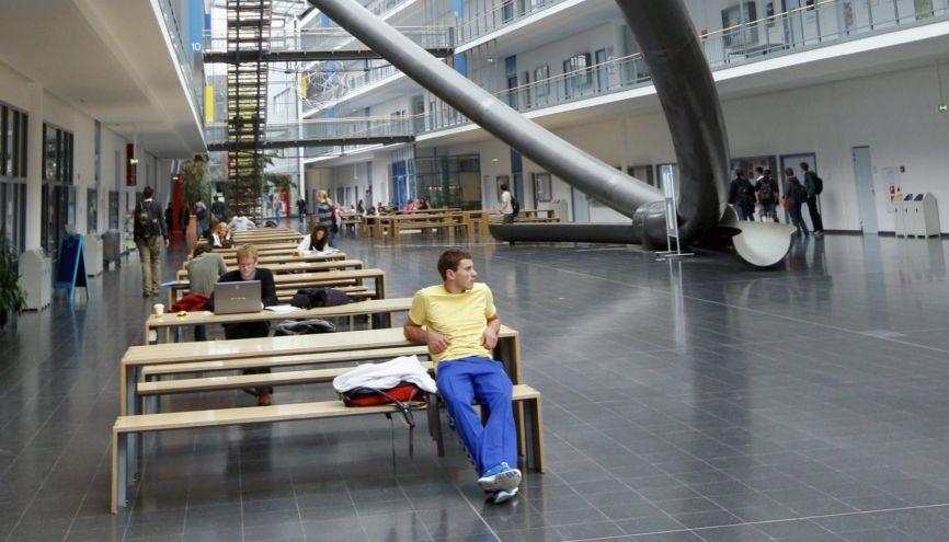 Bourse, job… les solutions ne manquent pas pour financer votre séjour d'études en Allemagne. //©Nicolas TAVERNIER/ REA